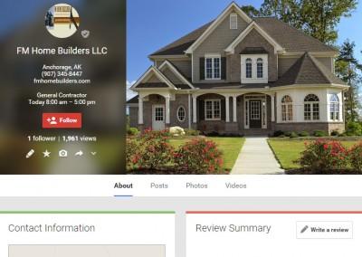 FM Home Builders LLC