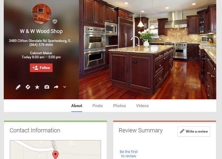 W & W Wood Shop