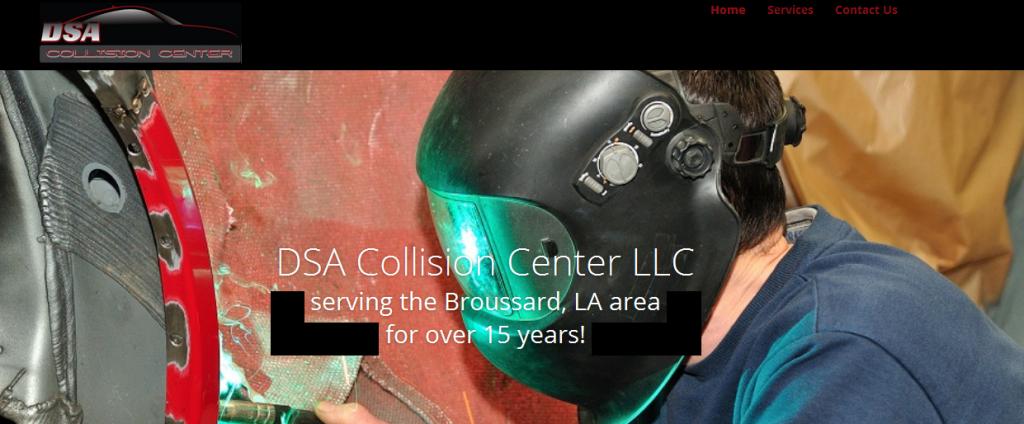 DSA Collision