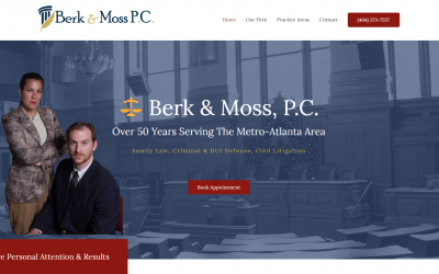 Berk and Moss P.C. – Georgia Criminal Defense, DUI and Family Law_ - berkandmoss.com