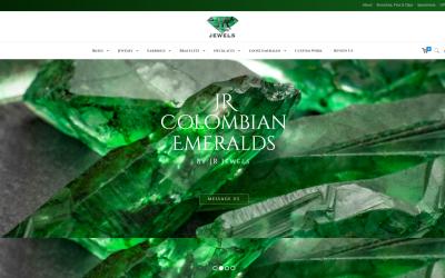 J R Jewels - J R Colombian Emeralds - jrcolombianemerald.com